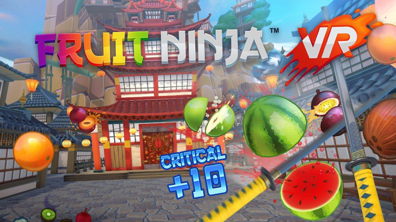 Crazy fruits ninja
