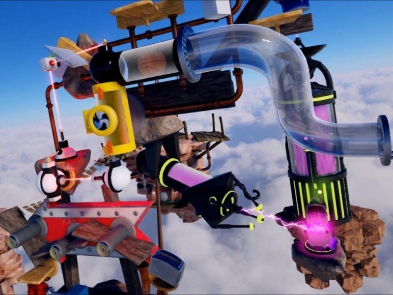 Perp | Ultrawings flies on PlayStation 4 on April 12 2019