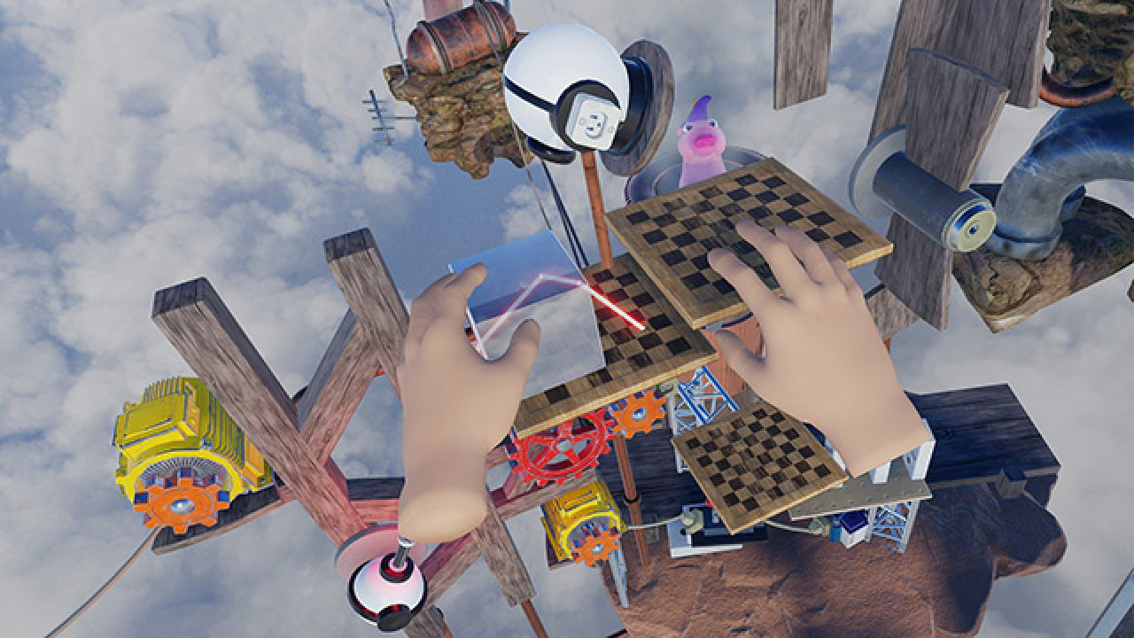 This image has an empty alt attribute; its file name is Crazy-Machines-VR-Release-Date-1280x720.jpg